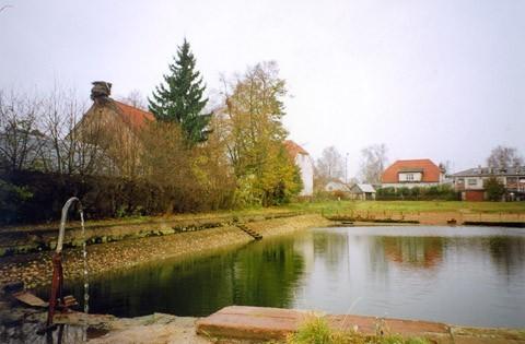 Славский открытый бассейн с минеральной водой